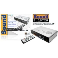 USB Sound Blaster Digital Music SX